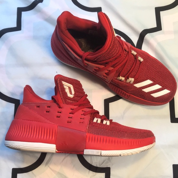 timeless design 1fc2e 8d442 adidas Other - Adidas Dame 3 Basketball Shoes